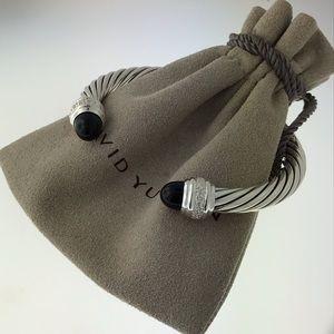 David Yurman Black Onyx Classic Bracelet 7mm